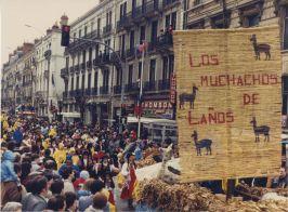 Los Muchachos de Lanos - 1987 - Lans - Don Comité des fêtes