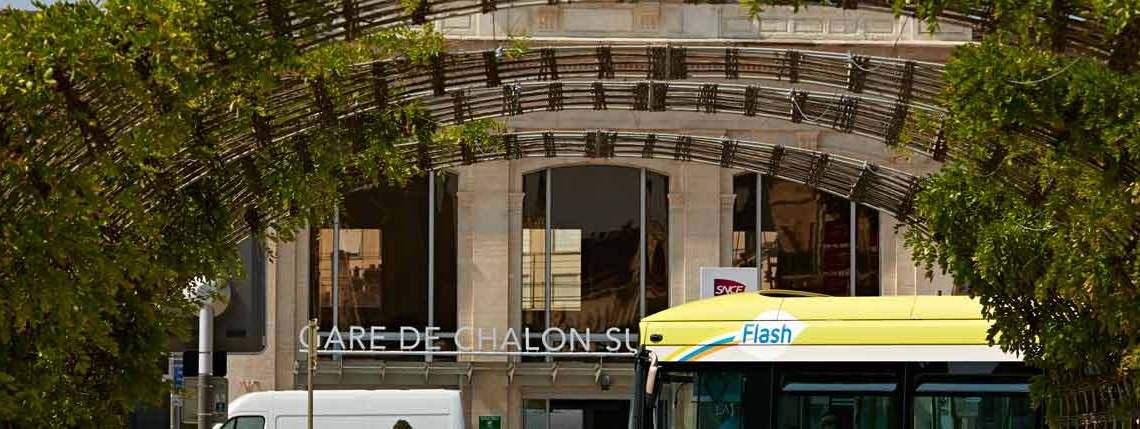 Gare de Chalon sur Saône