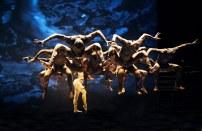 Le spectacle Cão Sem Plumas voadores à l'espace des arts de Chalon sur Saône