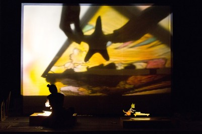 Le spectacle Moun à l'espace des arts de Chalon sur Saône