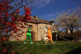 Marathon de le côte chalonnaise 2019 - challenge de la convivialite