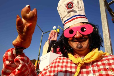 Gôniot Carnaval chalon-sur-Saône