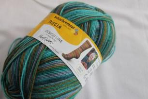 Regia Sock Yarn | Kaleidoscope City | www.kaleidoscopecity.wordpress.com/blog