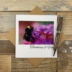 Thinking Of You Bee Card