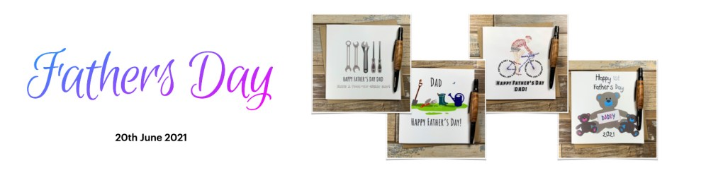 Fathers Day Cards June 2021