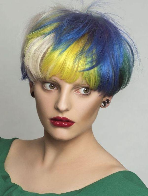 Короткие стрижки 2023 женские прически коротких волос ...