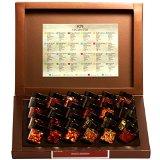 Hallingers Tee ADVENT Adventskalender Selektion 24 Teekalender | Set/Mix // kostenloser Versand ab 20 EUR nach D