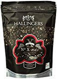Hallingers Kaffee Weihnachten No. X-mas - gemahlen als Filterkaffee Aromabeutel, 1er Pack (1 x 500 g)