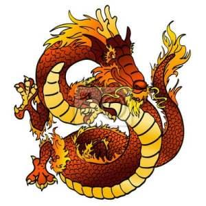 ognennyy drakon