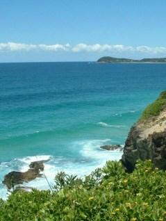 Seal Rocks, Australien