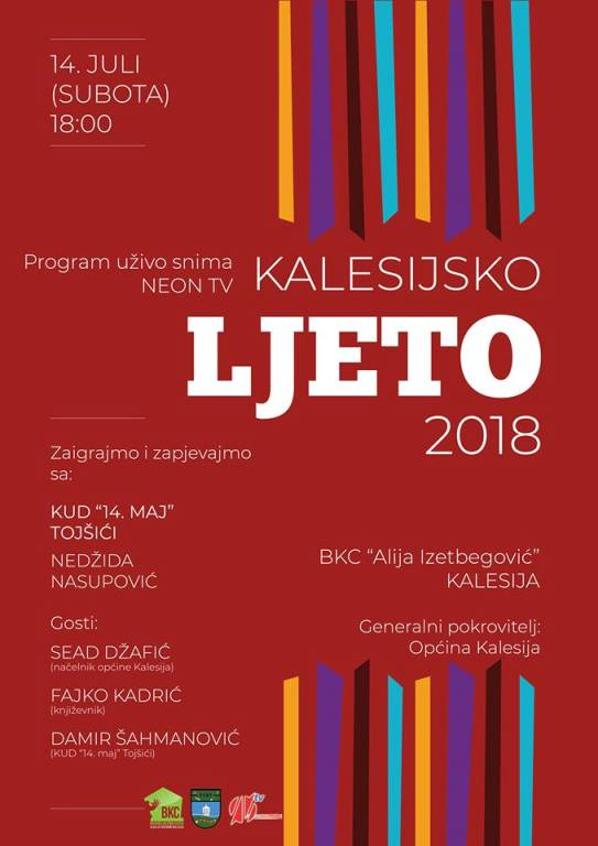 plakat KLJ18