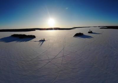 Oulujärvi Panorama 02-2018