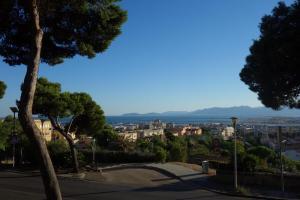 Cagliari, irgendwo