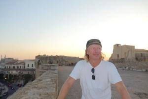 Crotone, Festung und Herbert