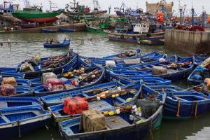 Essaouira, Crowd