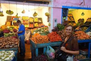 Essaouira, Gemüsemarkt