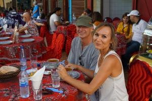 Fes, traditionelle Linsensuppe