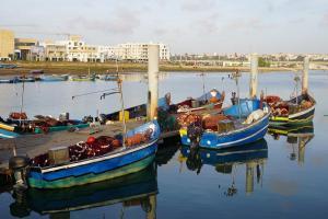 Rabat, Fischerboote