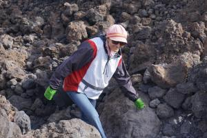 Teneriffa, Teide Aufstieg