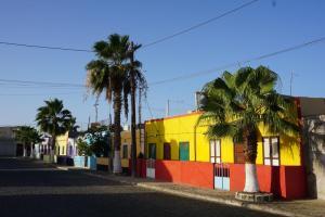 Palmeira, Hauptstrasse