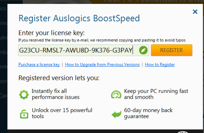 Auslogics BoostSpeed 2020 Activation With License Keys Free Download
