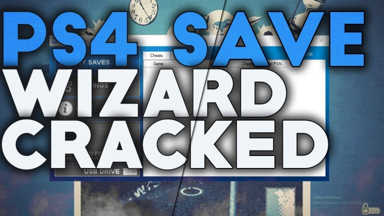 PS4 Save Wizard 2021 Cracked + Activation & License Key Free Download [New]