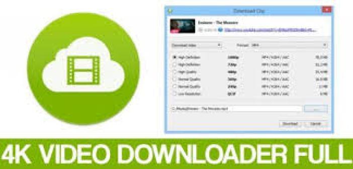4k Video Downloader 2020 Cracked