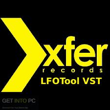 Xfer Records Lfo Tool 2020 Cracked