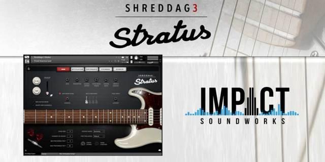 Shreddage 3 Stratus