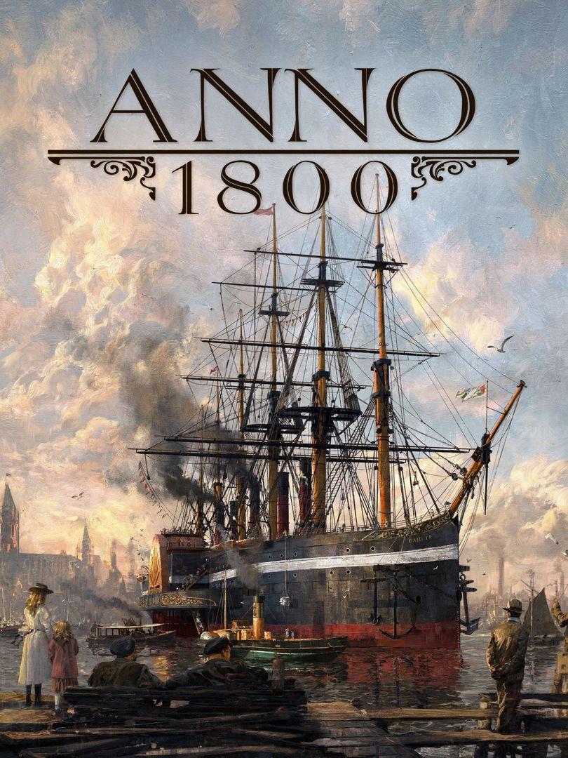 ANNO 1800 Latest crack