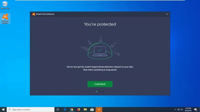 برنامج Avast Antivirus crack
