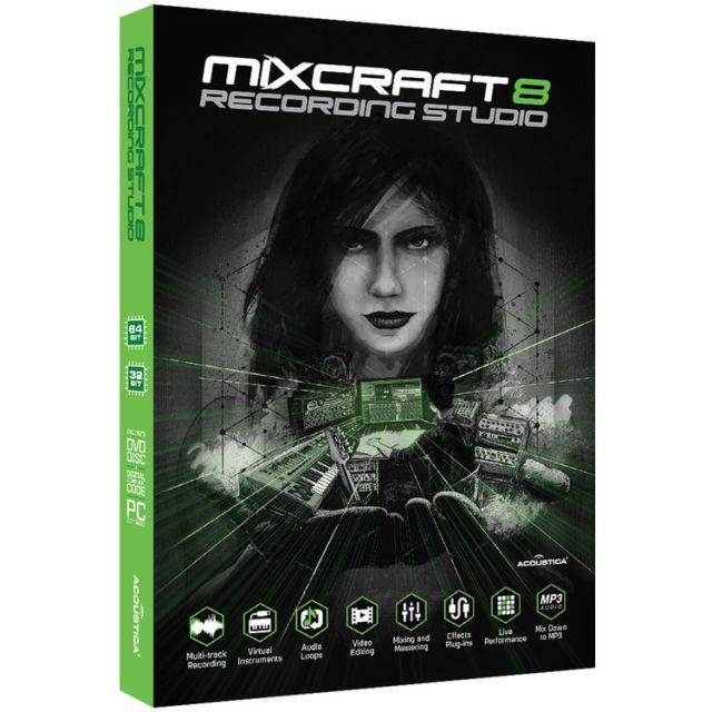 Mixcraft 8 Full
