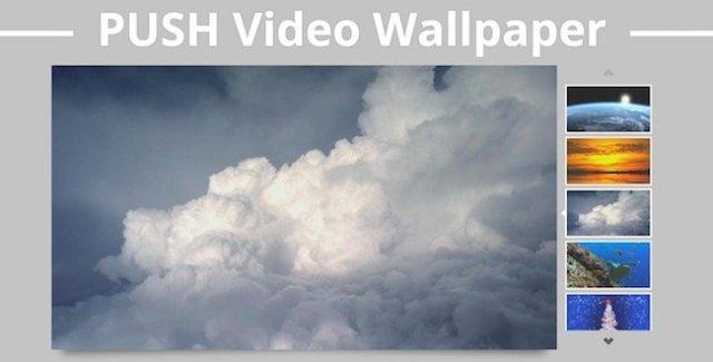 PUSH Video Wallpaper 4