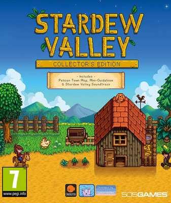 Stardew Valley v1.5.4 2021 Crack Full Download PC Game With Torrent Version