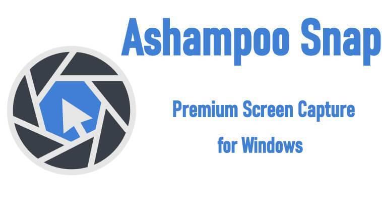 Ashampoo Snap v12.0.6 Crack With Keygen For (32 & 64) Bits