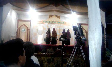 Sholawat Nabi Menggema di Pengajian Akbar Kopak Trenggiling Kalikajar