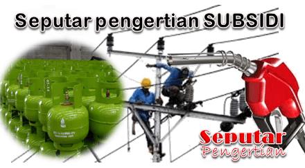 Permohonan Listrik Subsidi