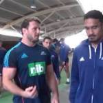 Jerome Kaino return to play ahead of Waratahs vs Blues – 2018 Super Rugby − アフィリエイト動画まとめ