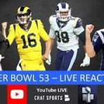 Super Bowl 2019 Live Stream Reaction & Updates On Patriots vs. Rams Highlights & Halftime Show − アフィリエイト動画まとめ