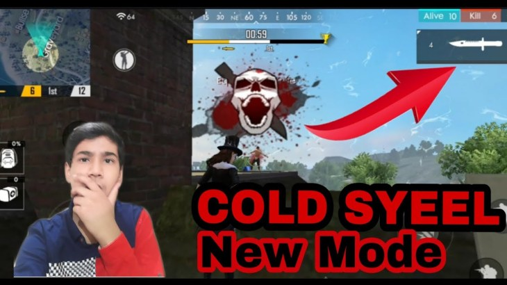 Free Fire COLD STEEL New Mode   Best Game Play   Uncontrolled gaming − アフィリエイト動画まとめ