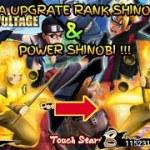 Cara Tercepat Upgrate Rank Shinobi & Power Shinobi | Naruto X Boruto Ninja Voltage − アフィリエイト動画まとめ