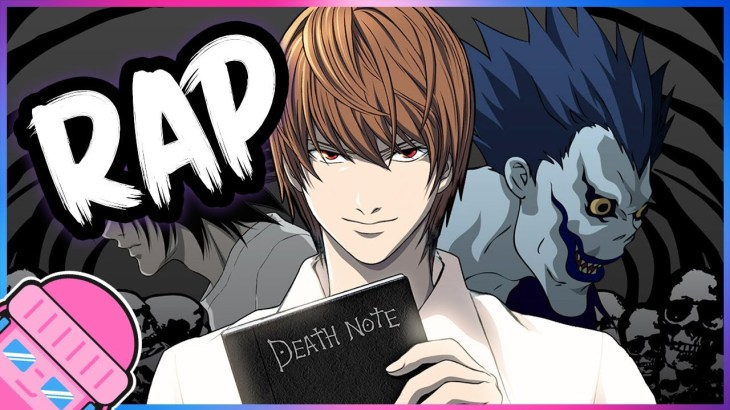 Light Yagami Rap | Death Note | GameboyJones − アフィリエイト動画まとめ