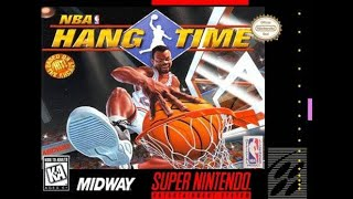 NBA-Hang-Time-Super-Nintendo-Game-Play