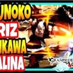 GBVS Kazunoko ( Soriz ) vs Tachikawa ( Katalina ) GRANBLUE FANTASY VERSUS − アフィリエイト動画まとめ