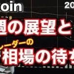 【仮想通貨ビットコイン】7000ドル抜け以降も楽観はできない?来週の展望について − アフィリエイト動画まとめ