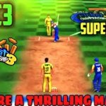 wcc3 super over game play movements − アフィリエイト動画まとめ