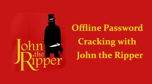 John The Ripper - One Stop Password Audit Tool