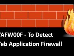 WAFW00F