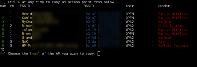 Wifiphisher Attack WiFi By Connecting To Attacker-Controlled Access