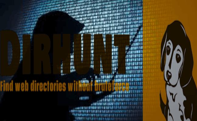 Dirhunt - Find Web Analyze Directories Without Bruteforce